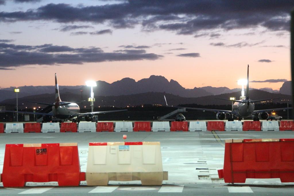 Aeroporto de Cape Town