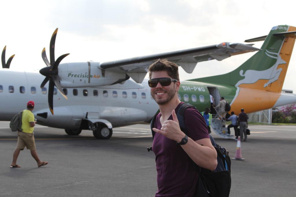 Aeroporto de Dar es Salam